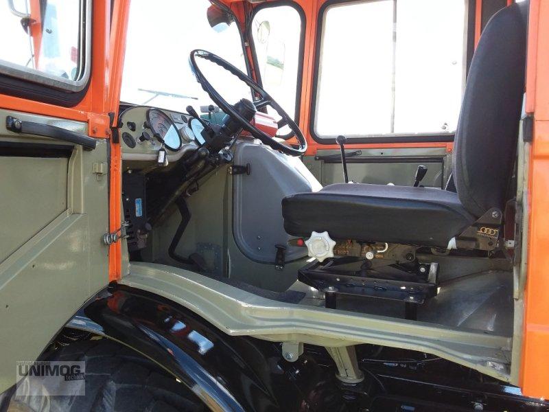Traktor типа Mercedes-Benz Unimog 421, Gebrauchtmaschine в Merklingen (Фотография 8)