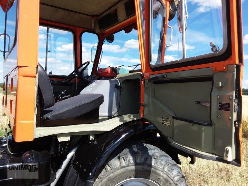 Traktor типа Mercedes-Benz Unimog 421, Gebrauchtmaschine в Merklingen (Фотография 11)