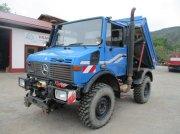Traktor des Typs Mercedes-Benz Unimog U 1200 mit original 58000 Km, Gebrauchtmaschine in Haselbach