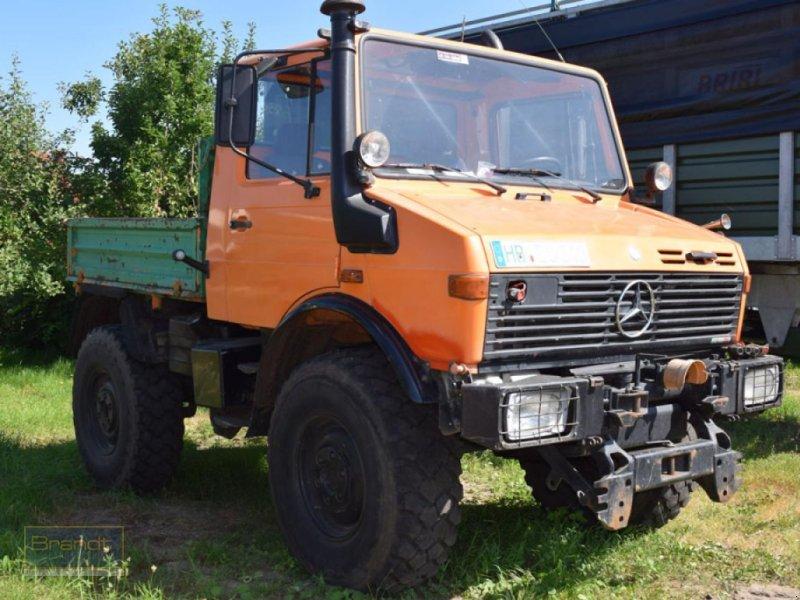 Traktor typu Mercedes-Benz Unimog U 1200, Gebrauchtmaschine v Bremen (Obrázok 1)