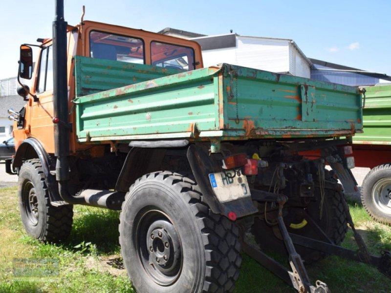 Traktor typu Mercedes-Benz Unimog U 1200, Gebrauchtmaschine v Bremen (Obrázok 3)