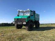 Traktor des Typs Mercedes-Benz Unimog U 1400, Gebrauchtmaschine in Gablingen