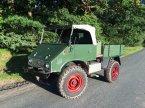 Traktor des Typs Mercedes-Benz Unimog U 411 Cabrio in Kirchlinteln