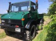Mercedes-Benz UNUMOG U 1000, BM 424, mit Wertgutachten Traktor