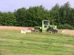 Traktor a típus Mercedes MB-Trac 800 ekkor: Brodersby-Goltoft
