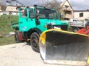 Traktor des Typs Mercedes UNIMOG 1750, Gebrauchtmaschine in GAP