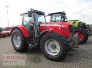 Traktor типа MFMassey 5465 Dyna-4, Gebrauchtmaschine в Bockel - Gyhum
