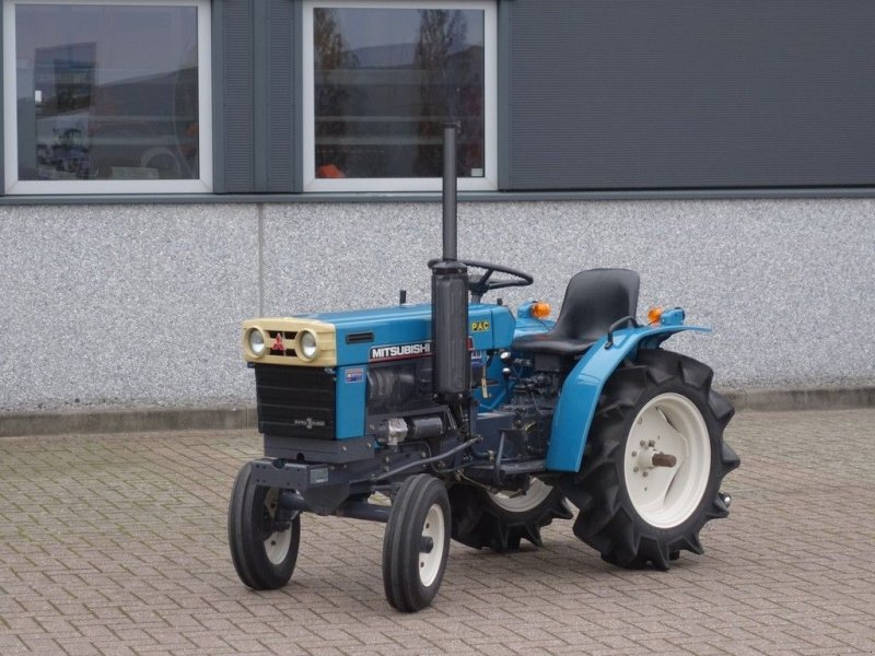 Traktor a típus Mitsubishi D1550 2wd, Gebrauchtmaschine ekkor: Swifterband (Kép 1)