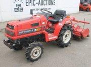 Mitsubishi MT14 4WD Mini Tractor Met Frees Tractor