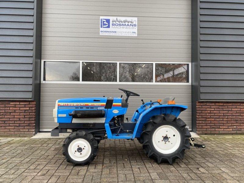 Traktor des Typs Mitsubishi MT1401 4WD 17 PK minitractor, Gebrauchtmaschine in Neer (Bild 1)