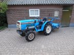 Traktor des Typs Mitsubishi MT1401 met frees minitractor iseki kubota в Ederveen