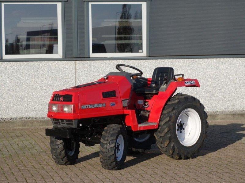 Traktor des Typs Mitsubishi MT16 4wd / 0900 Draaiuren / Industriebanden, Gebrauchtmaschine in Swifterband (Bild 1)
