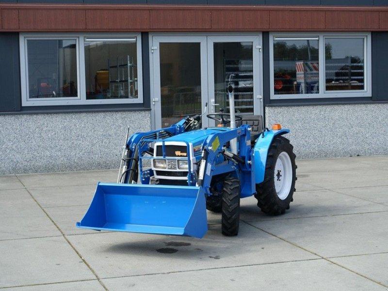 Traktor a típus Mitsubishi MT1601 4wd / 1036 Draaiuren / Voorlader, Gebrauchtmaschine ekkor: Swifterband (Kép 1)