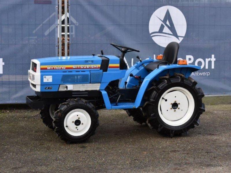 Traktor типа Mitsubishi MT1601D, Gebrauchtmaschine в Antwerpen (Фотография 1)