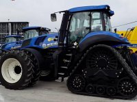 New Holland Т8.410 Traktor