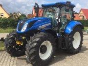 Traktor типа New Holland ‼️T6.180AC‼️Stufenlos‼️175PS‼️FH FZ‼️50km/h‼️Vorführer‼️, Gebrauchtmaschine в Amerbach