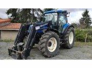 Traktor типа New Holland 135, Gebrauchtmaschine в NEUVILLE EN POITOU