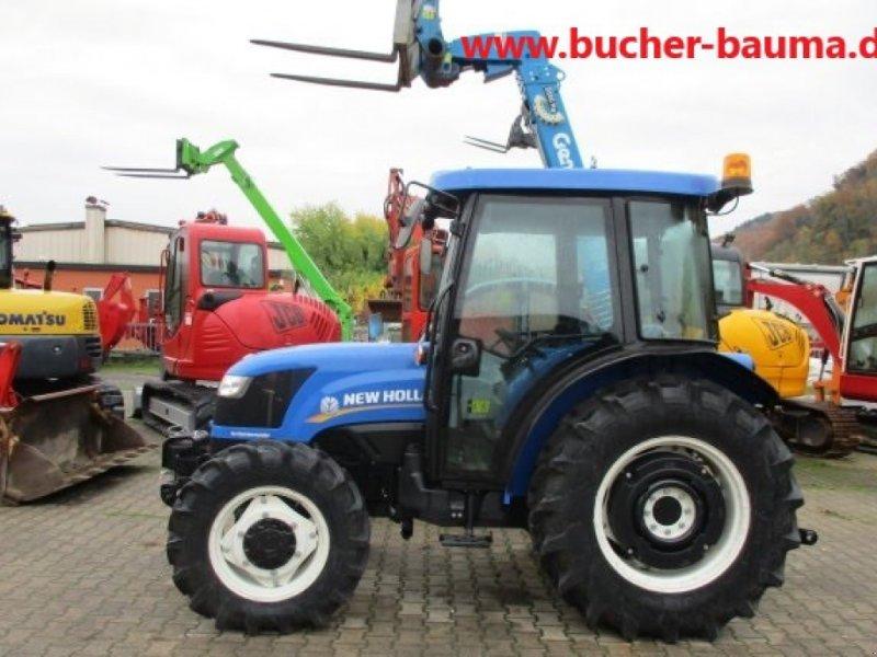 Traktor a típus New Holland 50, Neumaschine ekkor: Obrigheim (Kép 1)