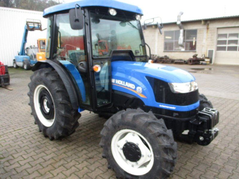 Traktor a típus New Holland 50, Neumaschine ekkor: Obrigheim (Kép 4)