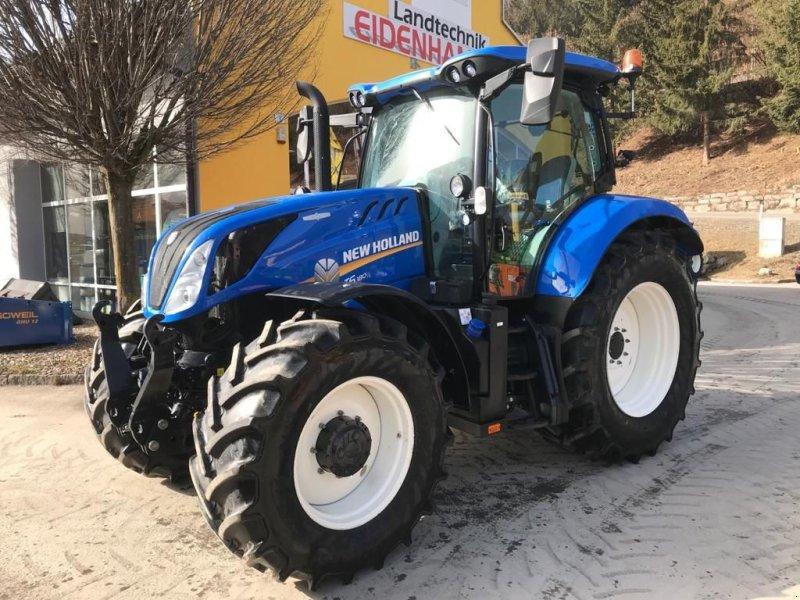 Traktor des Typs New Holland 6.180 AC, Vorführmaschine in Burgkirchen (Bild 1)