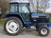 Traktor типа New Holland 6640 SL Frontvægte & LH 1000 computer, Gebrauchtmaschine в Ringsted