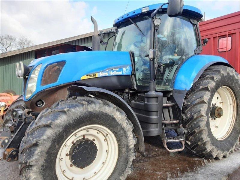 Traktor a típus New Holland 7030, Gebrauchtmaschine ekkor: Varde (Kép 1)