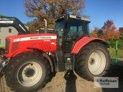 Traktor des Typs New Holland 7495 Dyna VT n, Gebrauchtmaschine in Tülau-Voitze
