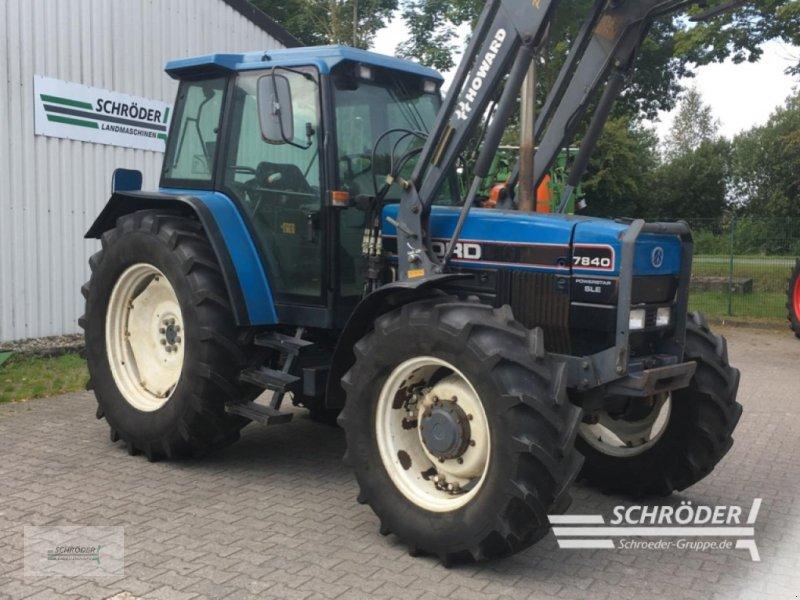 Traktor des Typs New Holland 7840 POWERSTAR SLE, Gebrauchtmaschine in Westerstede (Bild 1)
