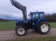 Traktor типа New Holland 7840 SL TURBO Med ÅLØ 950 frontlæsser, Gebrauchtmaschine в Skive