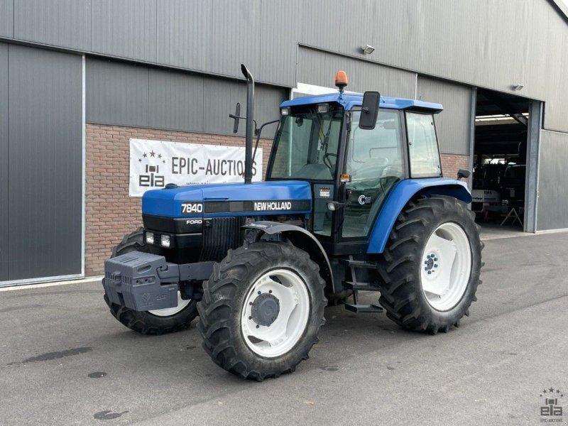 Traktor типа New Holland 7840SLE Powerstar, Gebrauchtmaschine в Leende (Фотография 1)