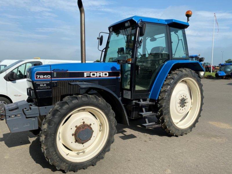 Traktor tipa New Holland 7840SLE, Gebrauchtmaschine u Hadsten (Slika 1)