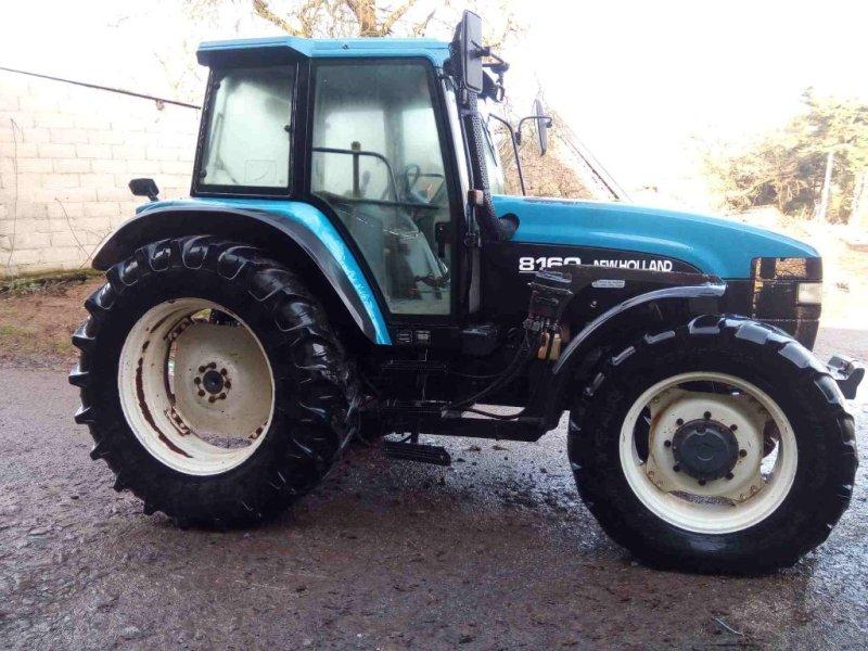 Traktor a típus New Holland 8160, Gebrauchtmaschine ekkor: Savigny sur Braye (Kép 1)