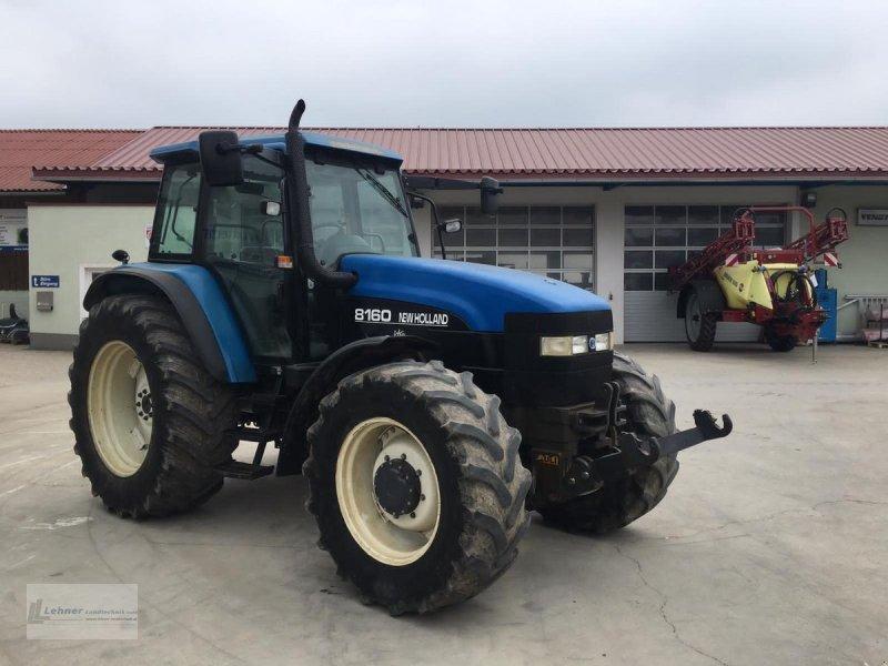 Traktor des Typs New Holland 8160, Gebrauchtmaschine in Weisskirchen (Bild 1)