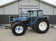 Traktor des Typs New Holland 8340 SLE med frontlift, Gebrauchtmaschine in Lintrup
