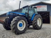 Traktor типа New Holland 8340 SLE Turbo  med frontlift, Gebrauchtmaschine в Hammel