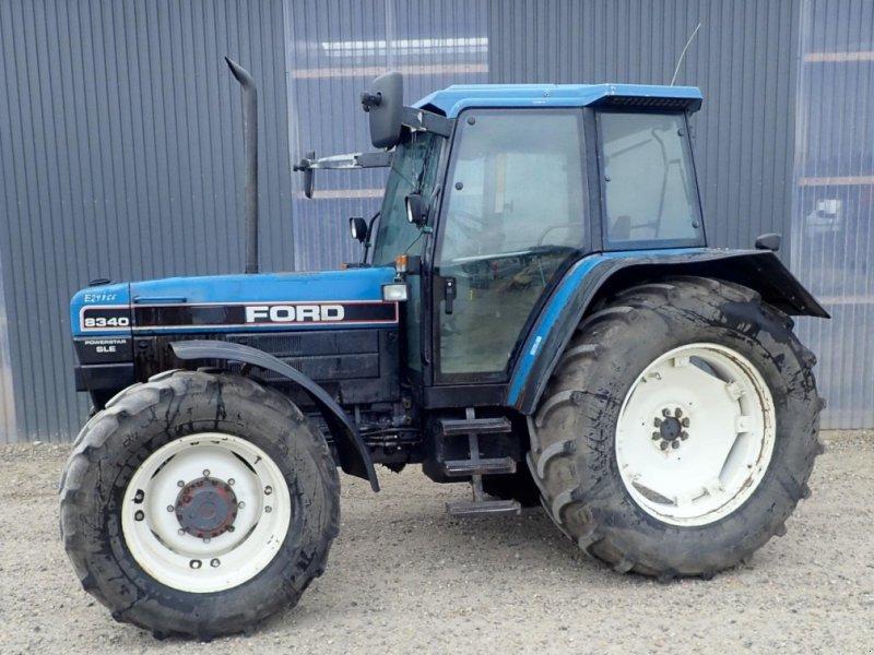 Traktor типа New Holland 8340, Gebrauchtmaschine в Viborg (Фотография 1)