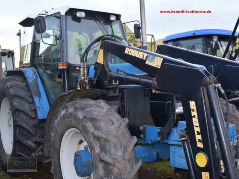 Traktor des Typs New Holland 8340, Gebrauchtmaschine in Bremen (Bild 1)