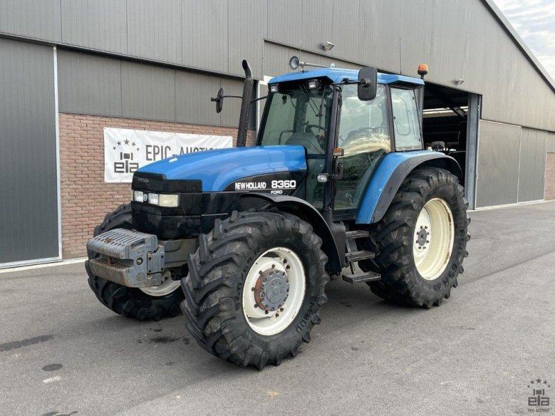 Traktor типа New Holland 8360 Range Command, Gebrauchtmaschine в Leende (Фотография 1)