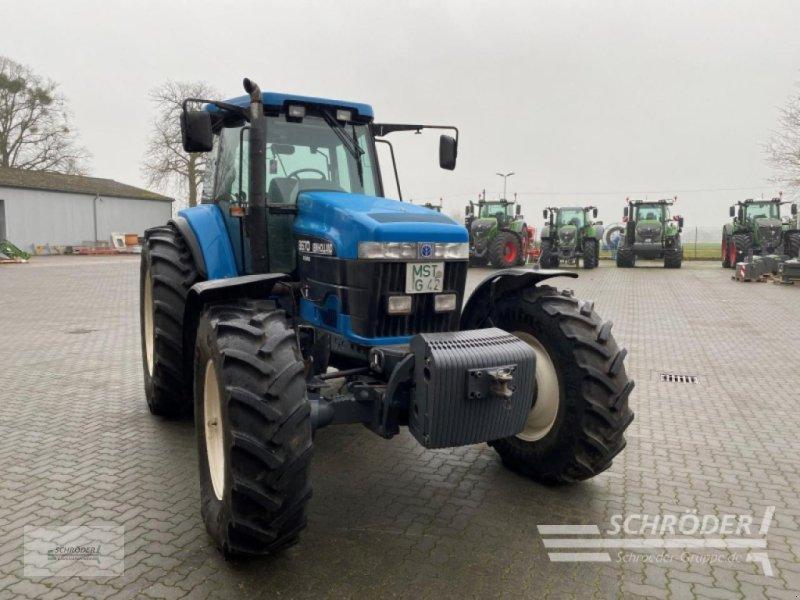 Traktor des Typs New Holland 8670 Super Steer, Gebrauchtmaschine in Friedland (Bild 1)