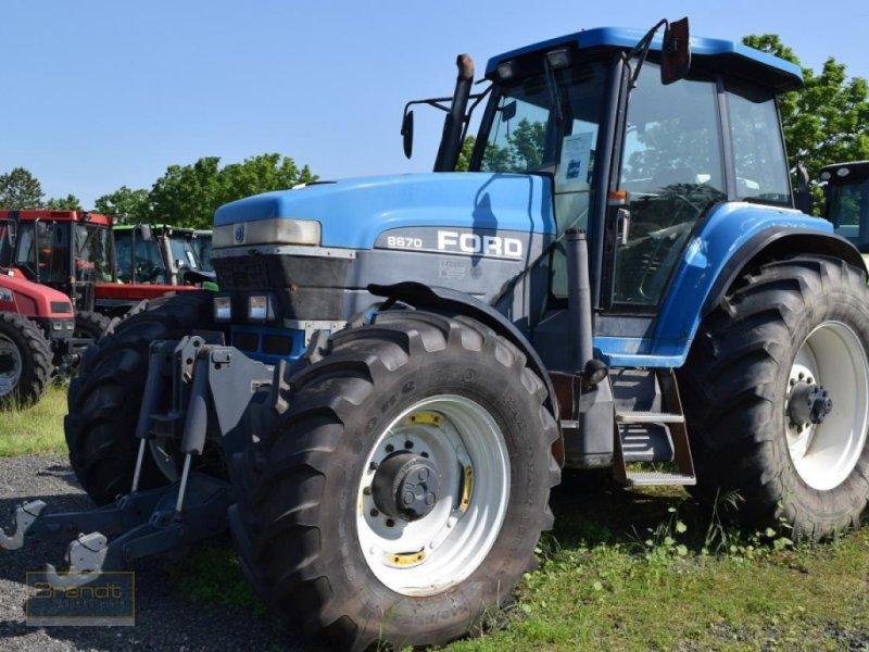 Traktor типа New Holland 8670, Gebrauchtmaschine в Bremen (Фотография 1)