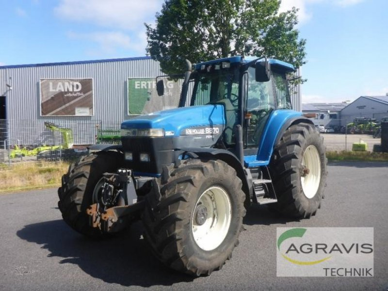 Bild New Holland 8870 ALLRAD