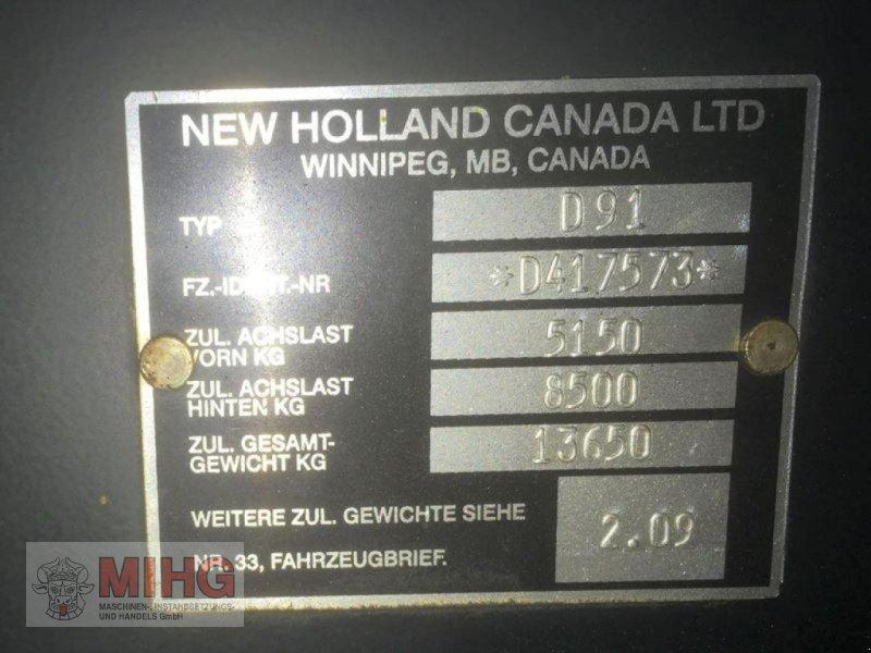 Traktor des Typs New Holland 8970, Gebrauchtmaschine in Dummerstorf OT Petsc (Bild 2)