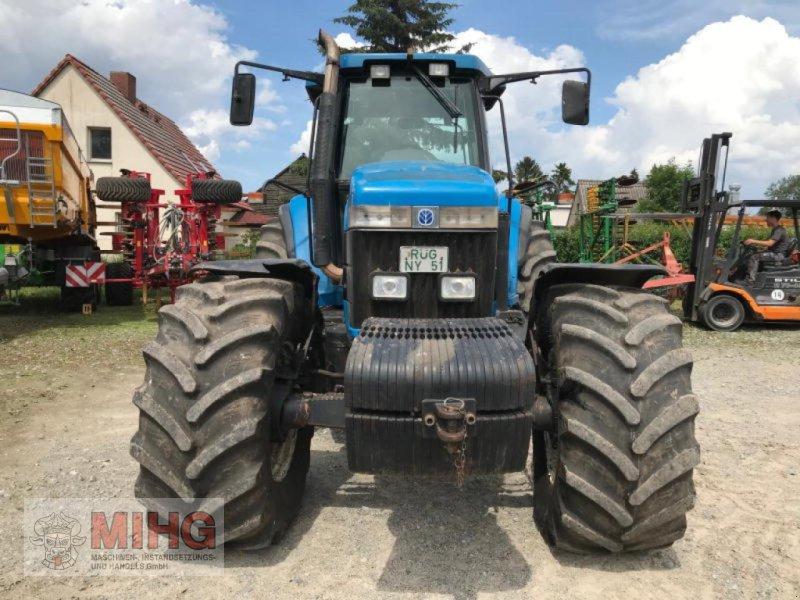 Traktor des Typs New Holland 8970, Gebrauchtmaschine in Dummerstorf OT Petsc (Bild 3)