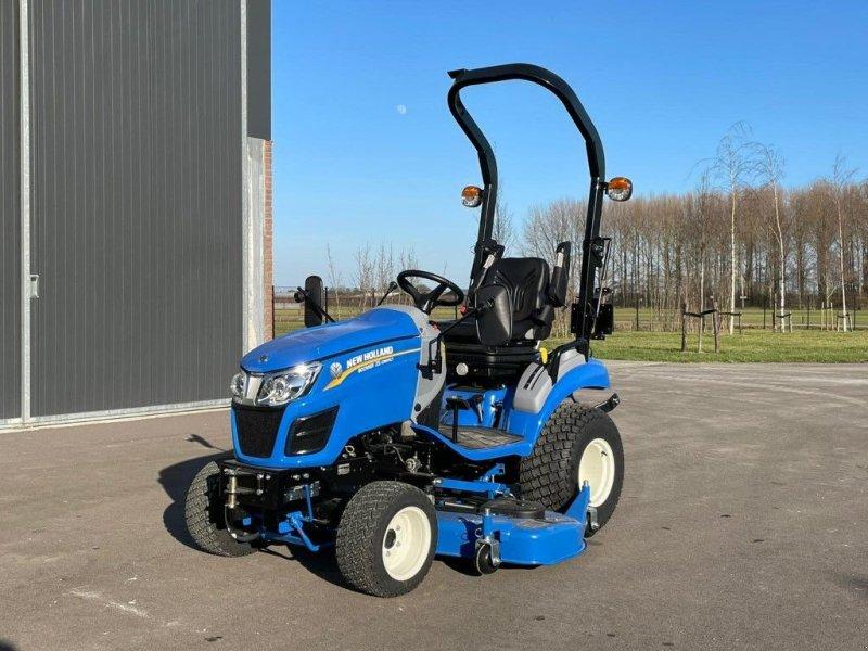 Traktor типа New Holland Boomer 25 compact, Gebrauchtmaschine в BENNEKOM (Фотография 1)