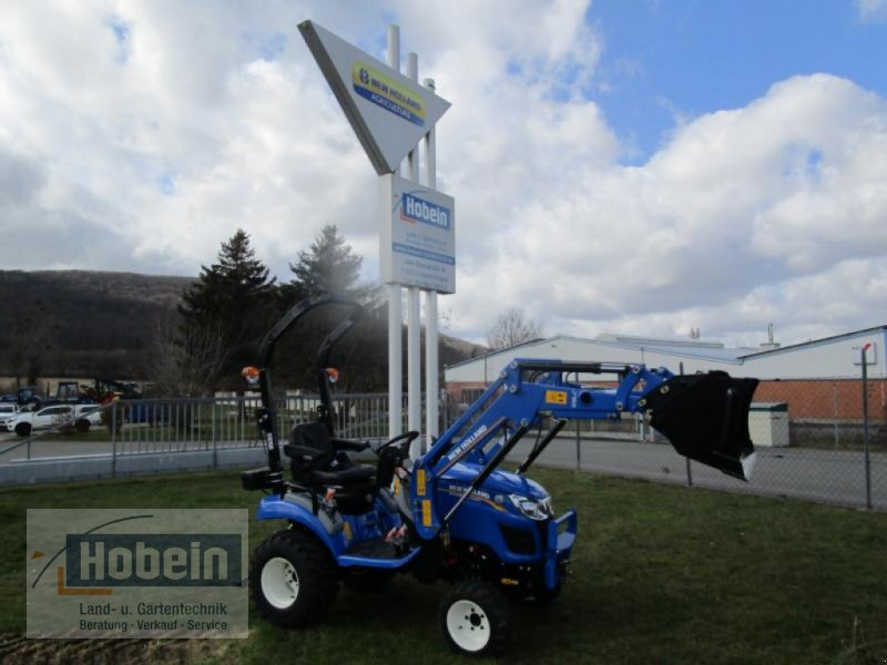 Traktor des Typs New Holland BOOMER 25 HST, Neumaschine in Coppenbruegge (Bild 1)