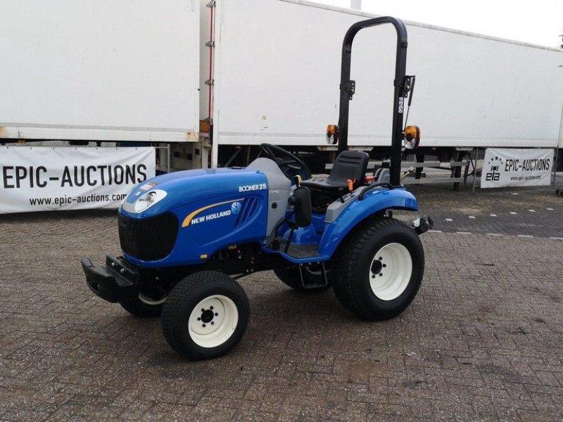 Traktor типа New Holland Boomer 25, Gebrauchtmaschine в Leende (Фотография 1)