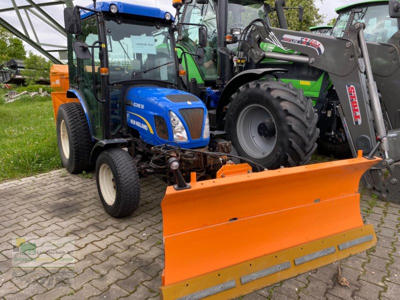 Traktor des Typs New Holland Boomer 50, Gebrauchtmaschine in Regensburg (Bild 1)