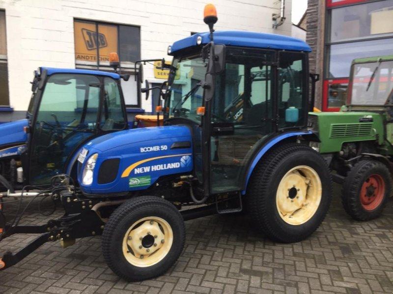 Traktor a típus New Holland BOOMER 50, Gebrauchtmaschine ekkor: Gießen (Kép 1)