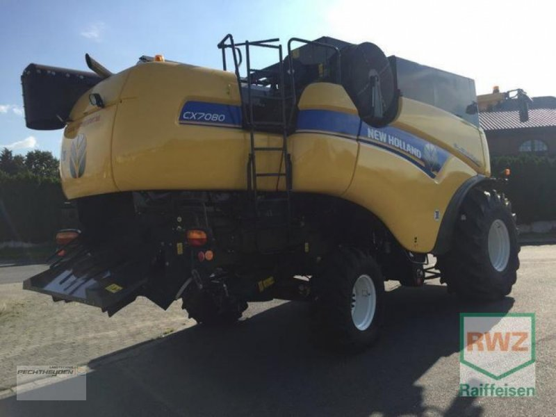 Traktor des Typs New Holland CX 7080 Elevation, Neumaschine in Wegberg (Bild 5)