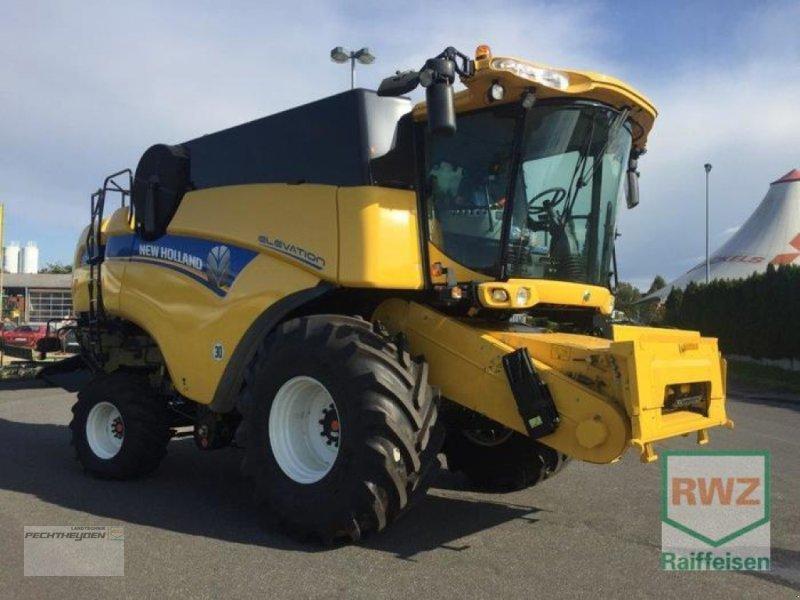 Traktor des Typs New Holland CX 7080 Elevation, Neumaschine in Wegberg (Bild 4)